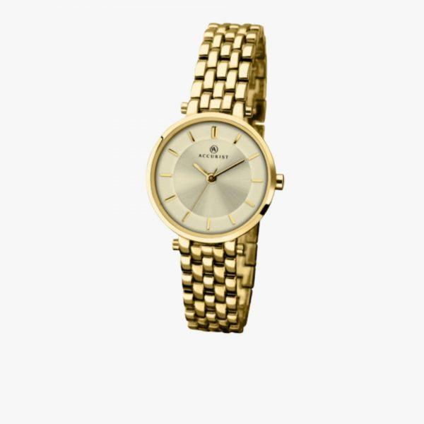Gold Plated, Ladies Watch, Analogue Watch, Accurist