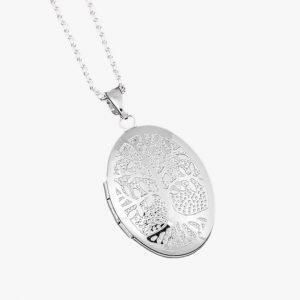 Equilibrium Jewellery Tree of Life locket