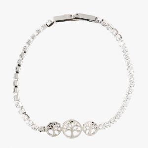Equilibrium Jewellery Tree of Life sparkle bracelet