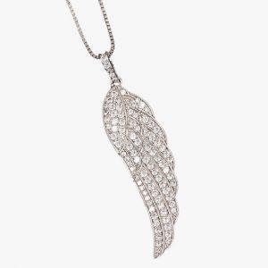 Equilibrium, Necklace, Silver, Womens necklace,